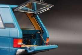 Range Rover  - 1970 blue - 1:18 - Almost Real - ALM810101 | The Diecast Company