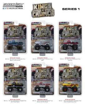 Assortment/ Mix  - various - 1:64 - GreenLight - 49010 - gl49010 | The Diecast Company