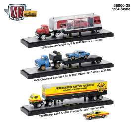 Assortment/ Mix  - Various - 1:64 - M2 Machines - 36000-28 - m2-36000-28 | The Diecast Company