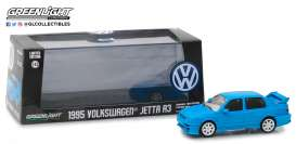Volkswagen  - Jetta A3 1995 blue - 1:43 - GreenLight - 86323 - gl86323 | The Diecast Company