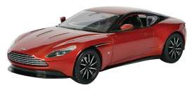 Aston Martin  - DB11 2017 orange-copper - 1:24 - Motor Max - mmax79345o | The Diecast Company