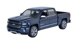 Chevrolet  - 2018 blue - 1:27 - Motor Max - mmax79353 | The Diecast Company