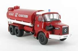 Renault  - VI GBH 280 red - 1:43 - Magazine Models - fire18 - magfire18 | The Diecast Company