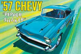 Chevrolet  - Bel Air 1957  - 1:24 - AMT - amts1079 | The Diecast Company