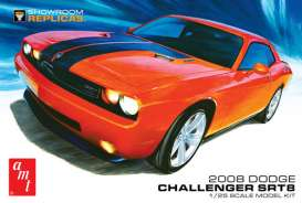 Dodge  - Challenger SRT8 2008  - 1:24 - AMT - s1075 - amts1075 | The Diecast Company