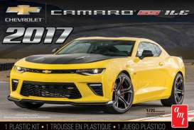 Chevrolet  - Camaro SS 1LE 2017  - 1:24 - AMT - s1074 - amts1074 | The Diecast Company