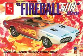 Fireball 500  - George Barris  - 1:24 - AMT - s1068 - amts1068 | The Diecast Company