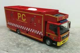 MAN  - TGL red - 1:43 - Magazine Models - fire34 - magfire34 | The Diecast Company