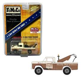 Ford  - 1959 cream/brown - 1:64 - Johnny Lightning - JLCP7037 | The Diecast Company