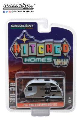 Winnebago  - Winnie Drop 2016 champagne - 1:64 - GreenLight - 34040C - gl34040C | The Diecast Company