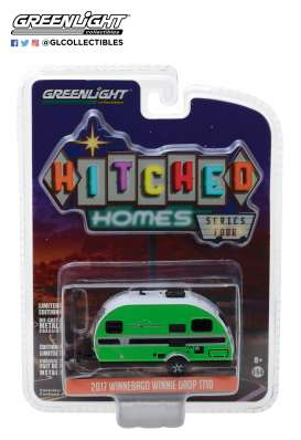 Winnebago  - 2017 green - 1:64 - GreenLight - 34040D - gl34040D | The Diecast Company