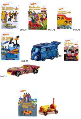 Assortment/ Mix  - 2018 various - 1:64 - Hotwheels - hwmvDML69-965A | The Diecast Company