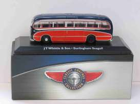 Burlingham  - Seagull blue/red - 1:72 - Magazine Models - BUS4642101 - magBUS4642101 | The Diecast Company