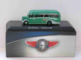 Bedford  - OB green/grey - 1:72 - Magazine Models - BUS4642103 - magBUS4642103 | The Diecast Company