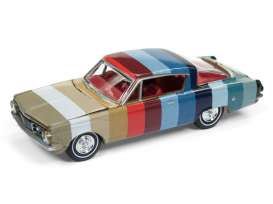 Plymouth  - Barracuda 1964 various - 1:64 - Auto World - AWSP001A | The Diecast Company