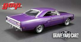 Plymouth  - Road Runner 1970 purple - 1:18 - GMP - 18897 - gmp18897 | The Diecast Company