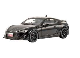 Toyota  - 86 TRD Performance line 2015 chrystal black - 1:43 - Triple9 Premium - T9P10032 | The Diecast Company