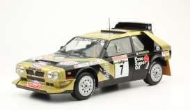 Lancia  - Delta S4 #7 1986 black/gold - 1:18 - Triple9 Collection - 1800215 - T9-1800215 | The Diecast Company