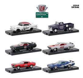 Assortment/ Mix  - various - 1:64 - M2 Machines - M2-11228-48 | The Diecast Company