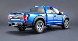 Ford  - Raptor pick-up 2017 lightning blue - 1:18 - Acme Diecast - US009 - GTUS009 | The Diecast Company