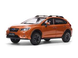 Subaru  - XV 2014 sunshine orange - 1:18 - SunStar - 5571 - sun5571 | The Diecast Company