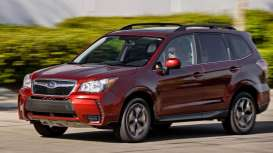 Subaru  - Forester 2.0TX 2013 venetian red pearl - 1:18 - SunStar - 5602 - sun5602 | The Diecast Company