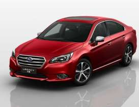Subaru  - Legacy 2016 venetain red pearl - 1:43 - Vitesse SunStar - 50051 - vss50051 | The Diecast Company