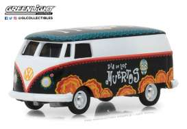 Volkswagen  - Type 2 Panel Van  - 1:64 - GreenLight - 29958 - gl29958 | The Diecast Company
