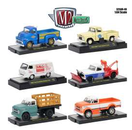 Assortment/ Mix  - various - 1:64 - M2 Machines - M2-32500-46 | The Diecast Company