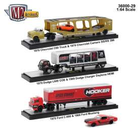 Assortment/ Mix  - Various - 1:64 - M2 Machines - 36000-29 - m2-36000-29 | The Diecast Company