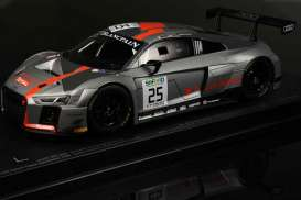 Audi  - R8 LMS #25 2017 grey - 1:18 - Paragon - para88111 | The Diecast Company