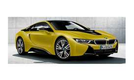 BMW  - i8 2017 speed yellow - 1:18 - Paragon - 97087 - para97087 | The Diecast Company