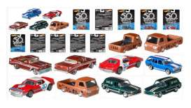 Assortment/ Mix  - 2018 various - 1:64 - Hotwheels - hwmvFLF35-965A | The Diecast Company
