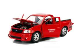Ford  - SVT Lightning F&F red - 1:24 - Jada Toys - 99574 - jada99574 | The Diecast Company