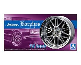 Rims & tires Wheels & tires - 1:24 - Aoshima - abk155281 | The Diecast Company