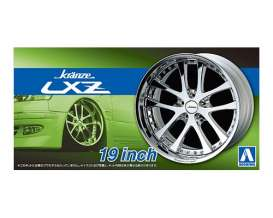 Rims & tires Wheels & tires - 1:24 - Aoshima - abk155298 | The Diecast Company