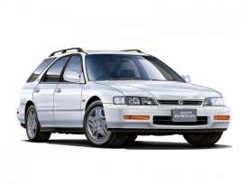 Honda  - CF2 Accord Wagon 1996  - 1:24 - Aoshima - abk155731 | The Diecast Company