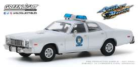 Plymouth  - Fury 1975  - 1:43 - GreenLight - 86536 - gl86536 | The Diecast Company