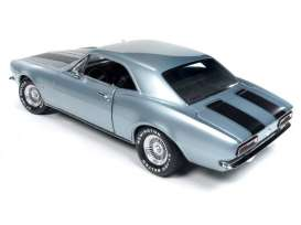 Chevrolet  - Camaro *Christine* 1967 blue/black - 1:43 - GreenLight - gl86530 | The Diecast Company