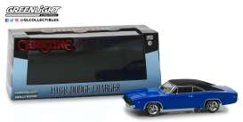Dodge  - Charger *Christine* 1968 blue/black - 1:43 - GreenLight - 86531 - gl86531 | The Diecast Company