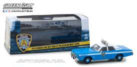 Plymouth  - Fury 1975  - 1:43 - GreenLight - 86535 - gl86535 | The Diecast Company