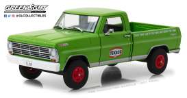 Ford  - F-100 1967 green - 1:24 - GreenLight - 85012 - gl85012 | The Diecast Company