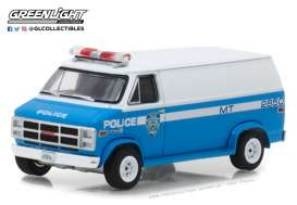 GMC  - Vandura 1987  - 1:64 - GreenLight - 42850C - gl42850C | The Diecast Company