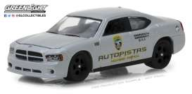Dodge  - Charger Policia 2008  - 1:64 - GreenLight - 42850D - gl42850D | The Diecast Company