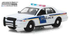 Ford  - Crown Victoria Police 2010  - 1:64 - GreenLight - 42850E - gl42850E | The Diecast Company
