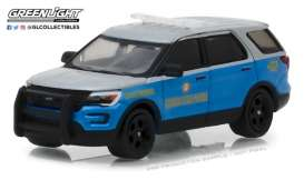 Ford  - Police Interceptor Utility 2016  - 1:64 - GreenLight - 42850F - gl42850F | The Diecast Company