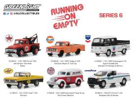Assortment/ Mix  - various - 1:64 - GreenLight - 41060 - gl41060 | The Diecast Company