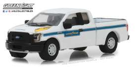 Ford  - F-150 2016 white - 1:64 - GreenLight - 41060F - gl41060F | The Diecast Company