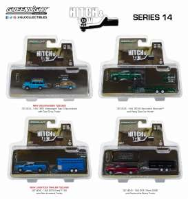 Assortment/ Mix  - various - 1:64 - GreenLight - 32140 - gl32140 | The Diecast Company