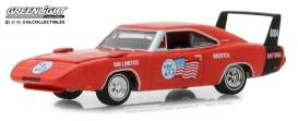 Dodge  - Charger Daytona 1969 red - 1:64 - GreenLight - 29969 - gl29969 | The Diecast Company